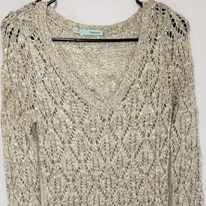 Womens XS Maurices Knitted Sweater